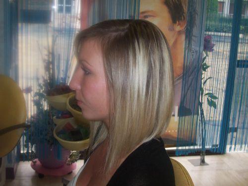 Coupe cheveux court 2014 visage rond