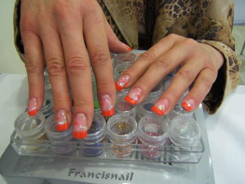 Mis nuevos dise os de u as de gel forum manucure nail for Nuevos modelos de unas