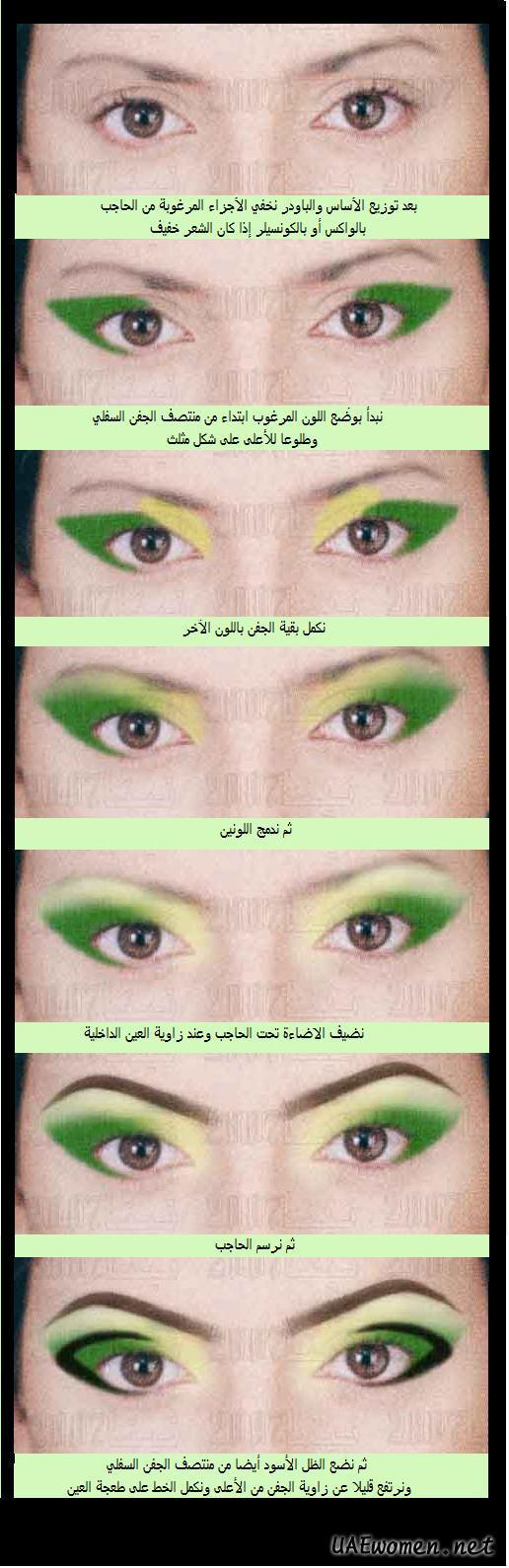 Lita007 Guest. Re  Tutorial Maquillage Libanais