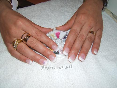 mis nuevos diseños de uñas de gel
