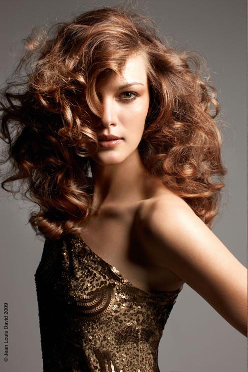coupe couleur cheveux boucl 4 - Coloration Cheveux Boucls