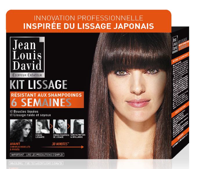 Lissage japonais sur cheveux fins