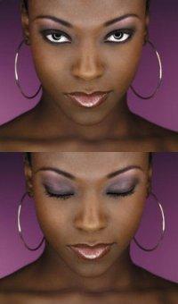 help les filles besoin de vos conseils pour maquillage sur peau noire forum manucure nail. Black Bedroom Furniture Sets. Home Design Ideas