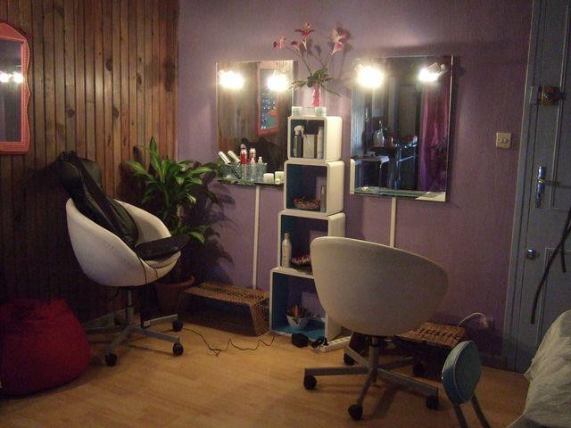 Salon de coiffure amenag e dans mon appartement forum - Salon de coiffure vip ...
