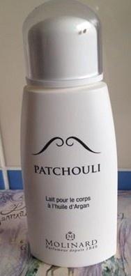 Lait pour le Corps –Patchouli de Molinard