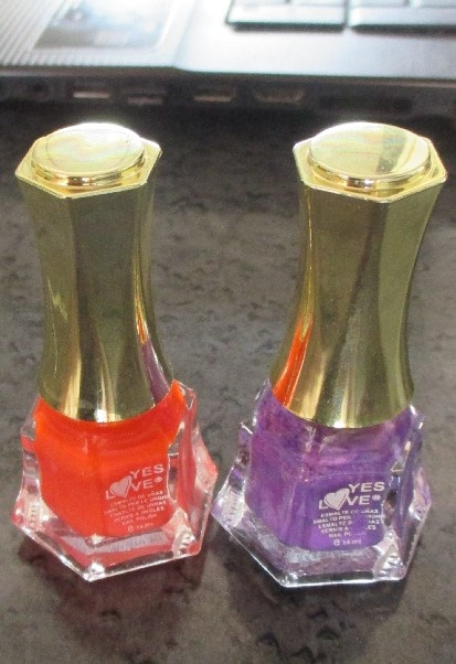 Vernis à ongles Flashy Yes Love