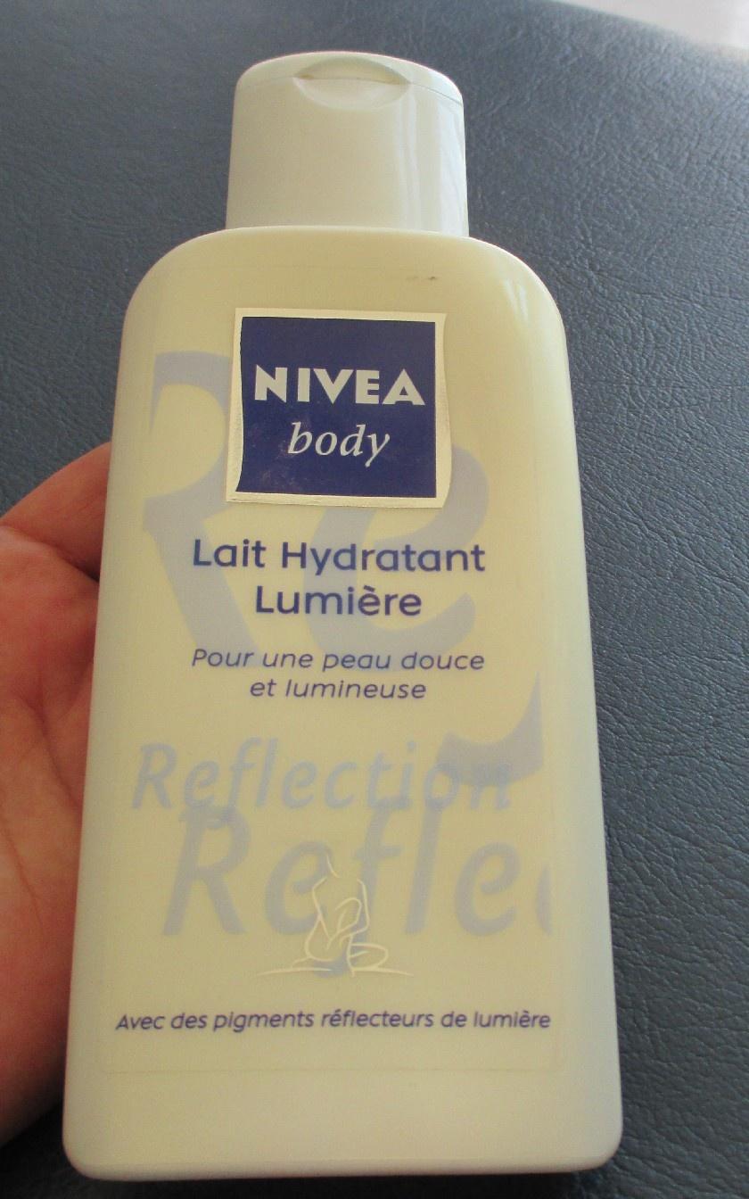 1.jpg de Lait Hydratant Lumière - Nivea Body de Nivea