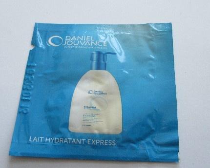 Lait Hydratant Express - Océalgue Hydratation de Daniel Jouvance