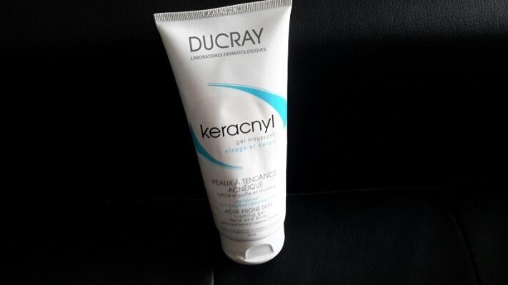 Keracnyl Gel Moussant de Ducray