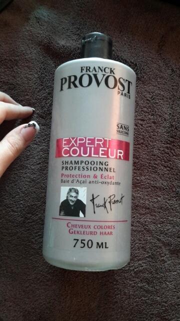 Shampooing Professionnel - Expert Couleur de Franck Provost