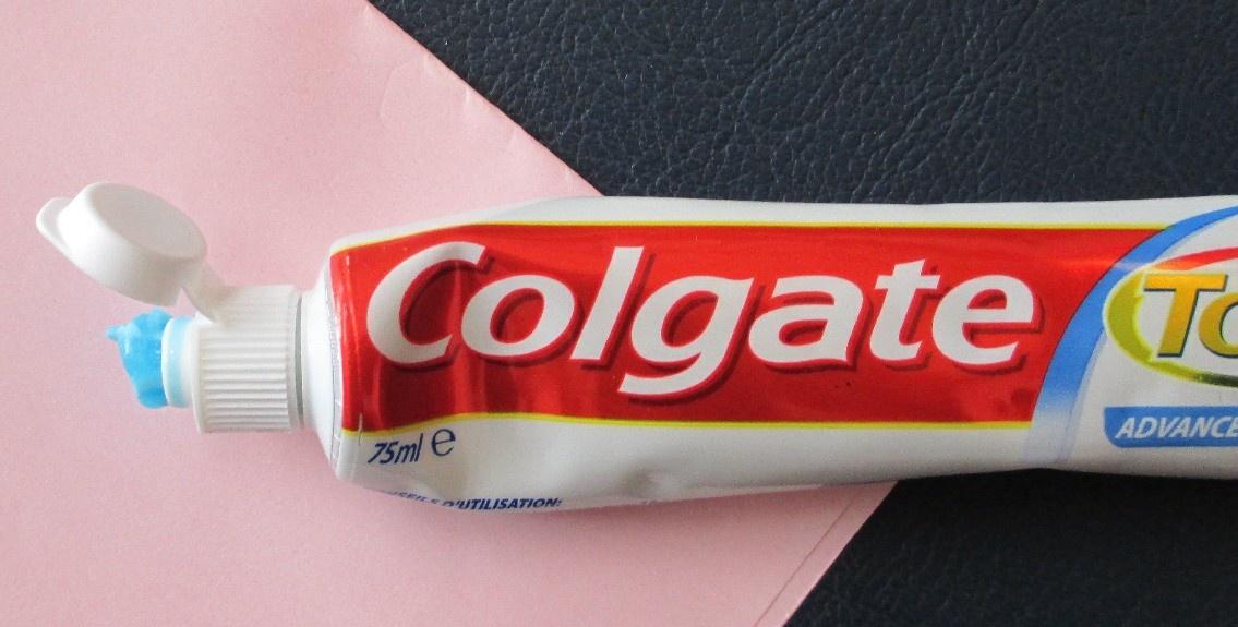 2.jpg de Dentifrice Colgate Total Expert Nettoyage de Colgate Palmolive