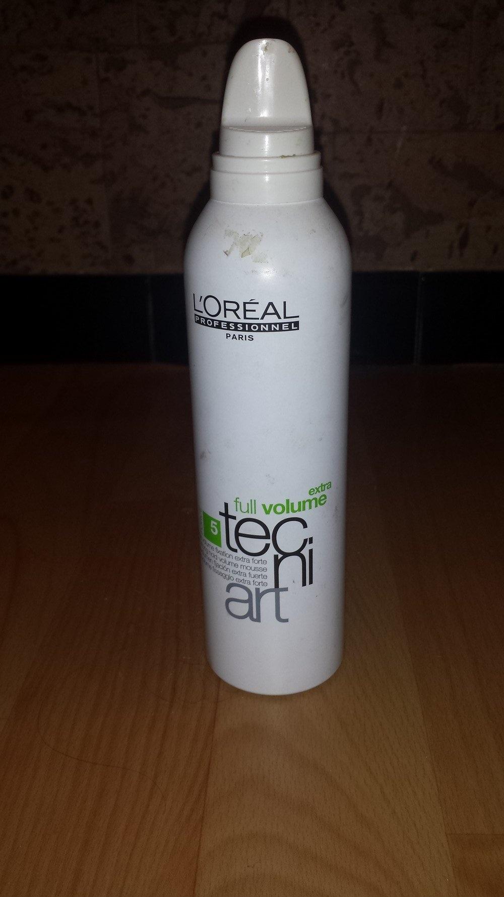 Volume Lift - Tecni.art Volume de L'Oréal Professionnel
