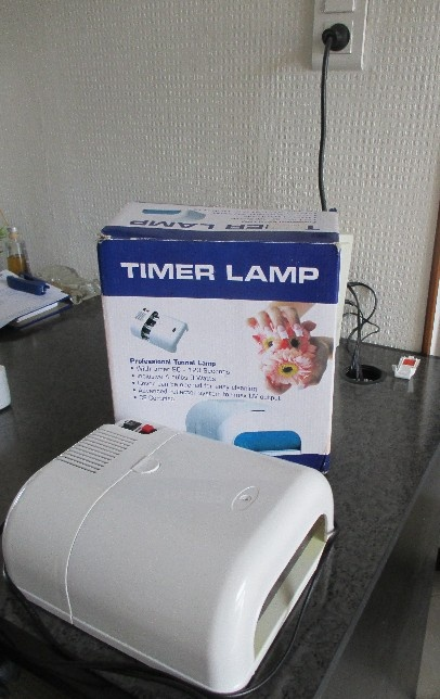 Timer Lamp Professional Tunnel Lamp