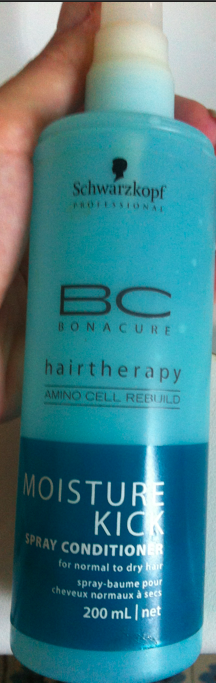 Shampooing Nutritif - BC Bonacure Hairtheray Repair Rescue de Schwarzkopf Professional