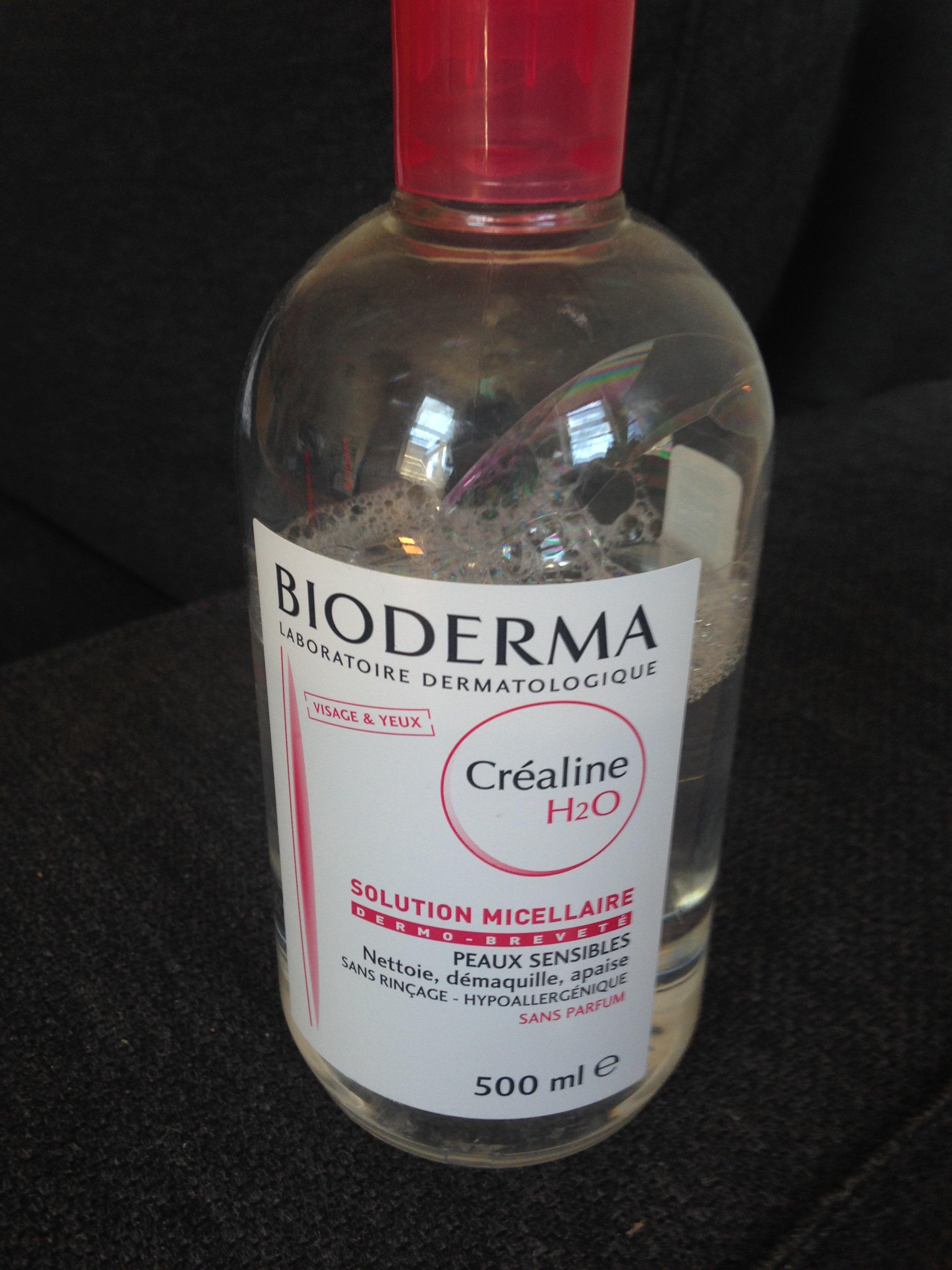 Créaline T.S. H2O de Bioderma [Deleted]