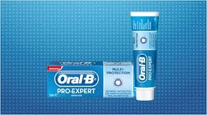 Dentifrice Oral B Pro-Expert Multi-protection Menthe Douce d'Oral B.jpg
