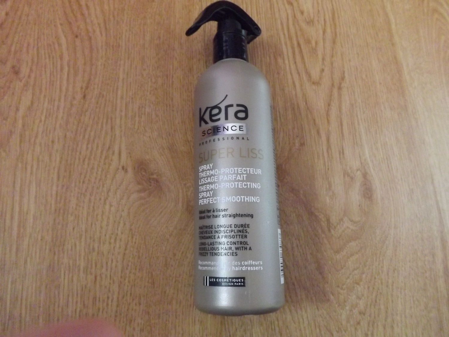 Spray Thermo-protecteur Lissage Parfait - Super Liss Kera Science