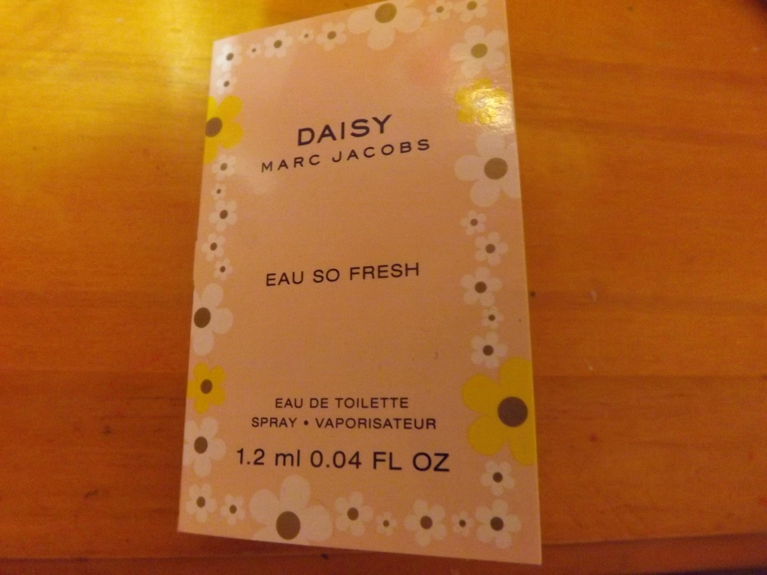 Daisy Eau So Fresh - Marc Jacobs