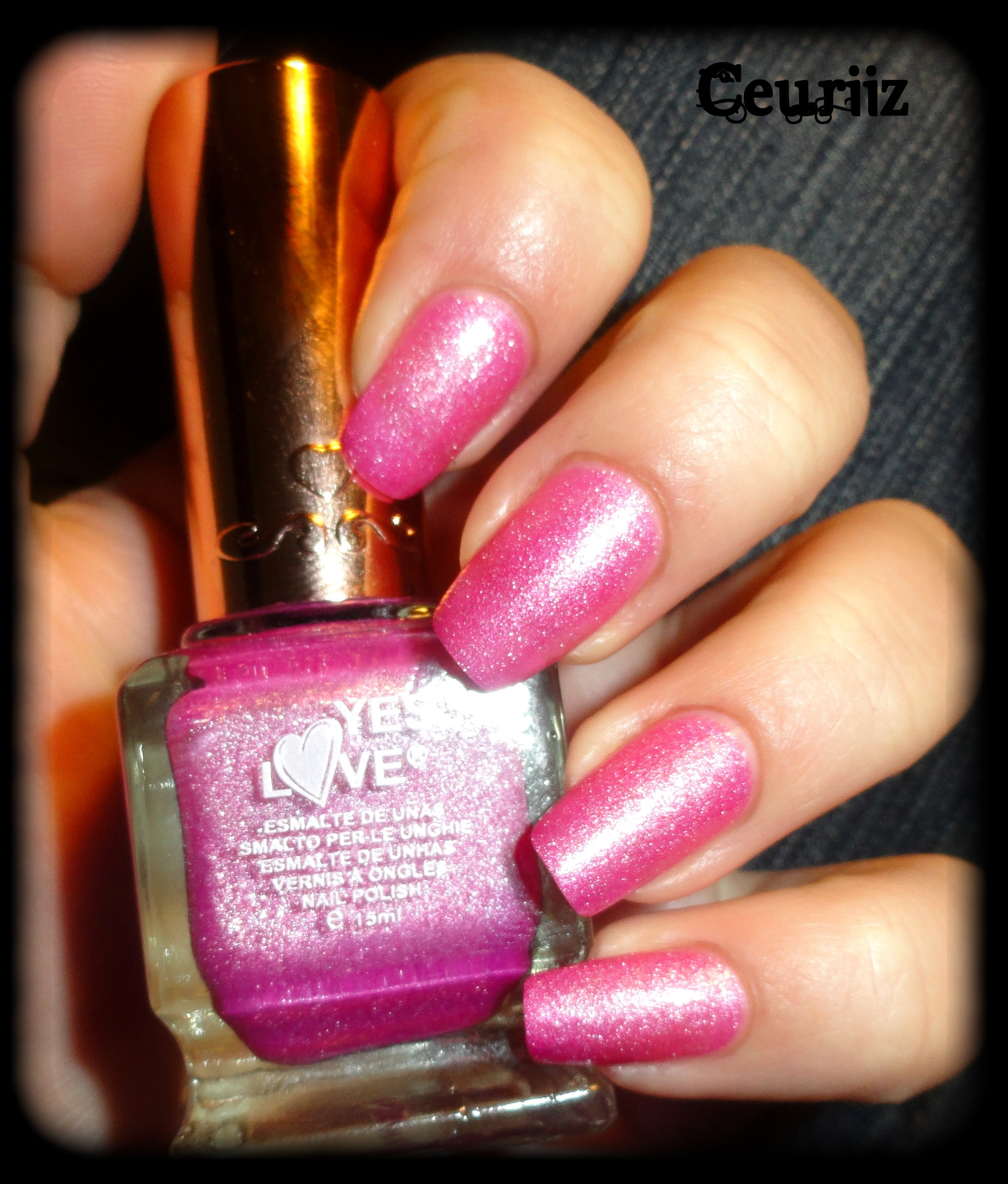 Vernis classiques Yes Love