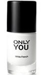 Nail Care White French Coat de Only You.jpg