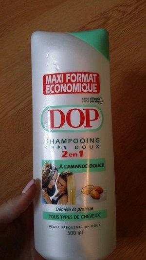 Shampooing Très Doux 2 en 1 - Amande Douce de Dop