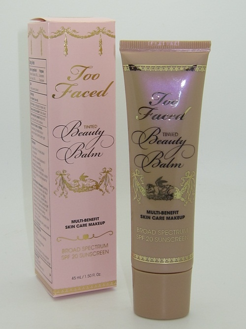 Tinted Beauty Balm de Too Faced.jpg