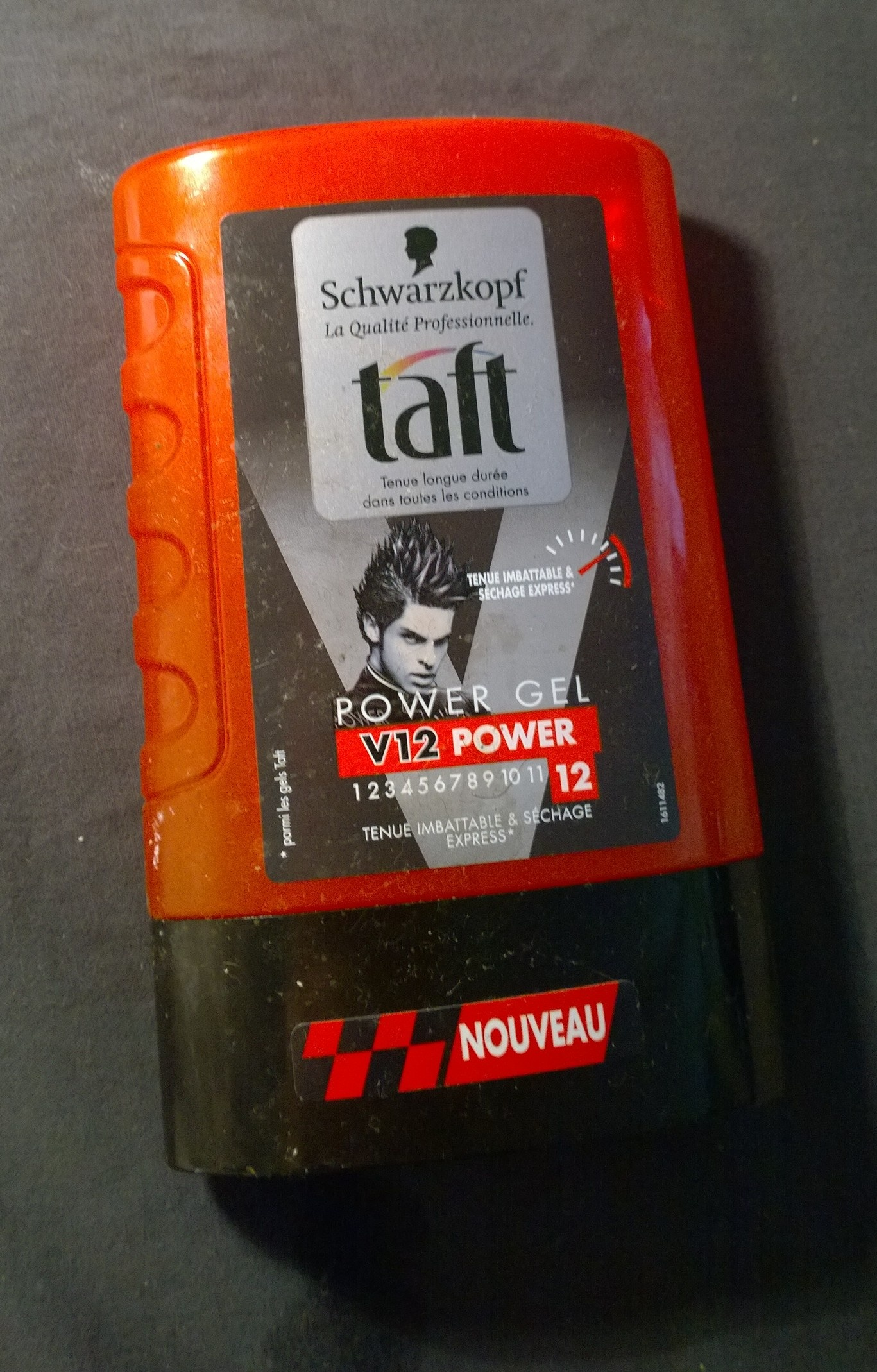 Maxx Power 8 - Taft de Schwarzkopf