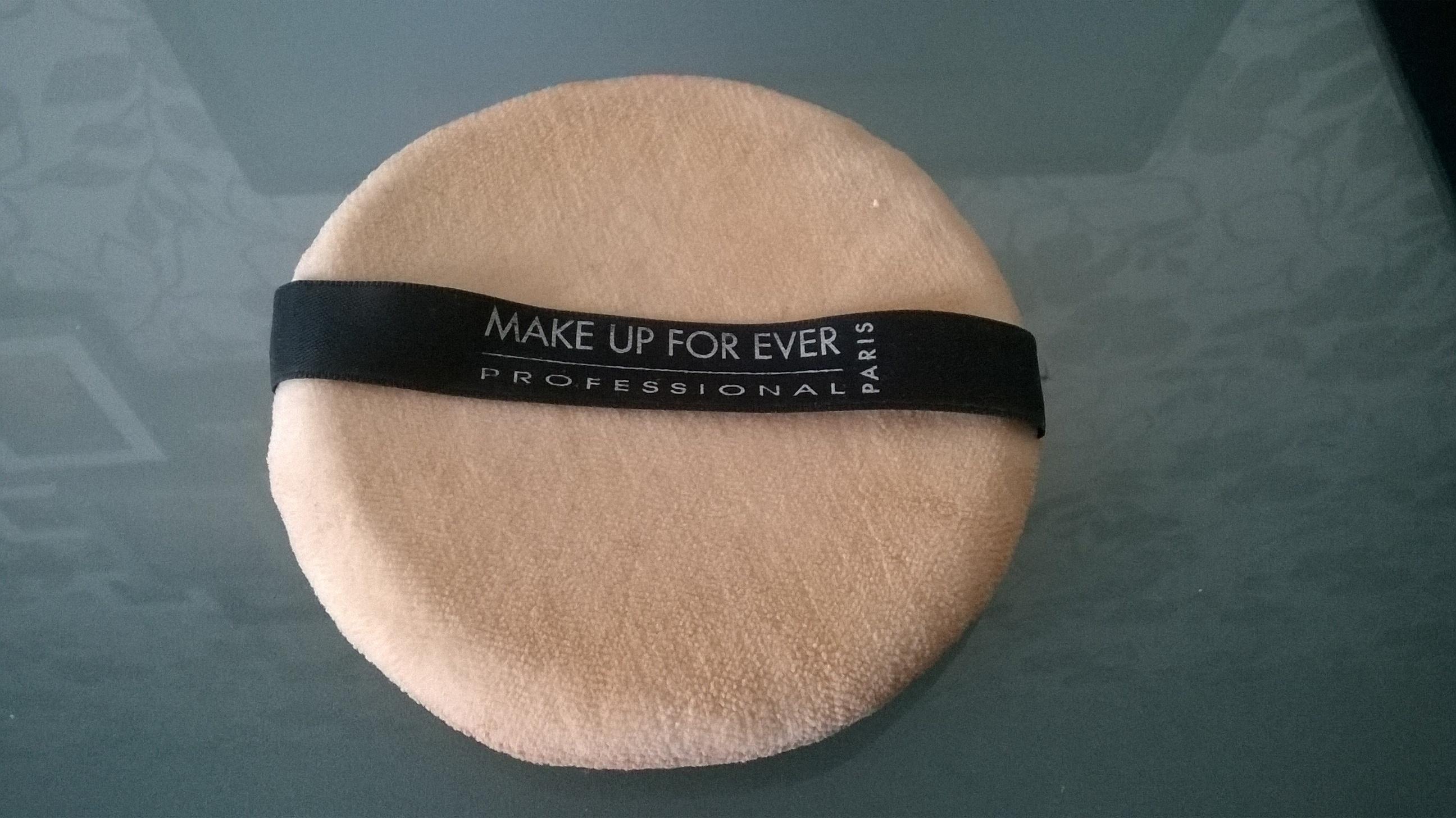 Houppette Velours 120 mm de Make Up For Ever